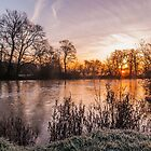 Sunrise by Jim Hellier