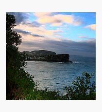 Bilgola - Sydney Beaches - THe HDR Series, Sydney Australia Photographic Print