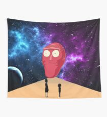 Get Schwifty Again Wall Tapestry