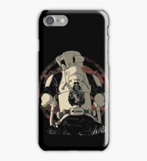 The baddest bikers club of the universe. iPhone Case/Skin