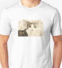 Cat Art Unisex T-Shirt