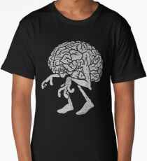 Braindead. Long T-Shirt
