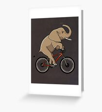 Supersized! Greeting Card