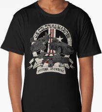 Anytime, Anywhere. Long T-Shirt
