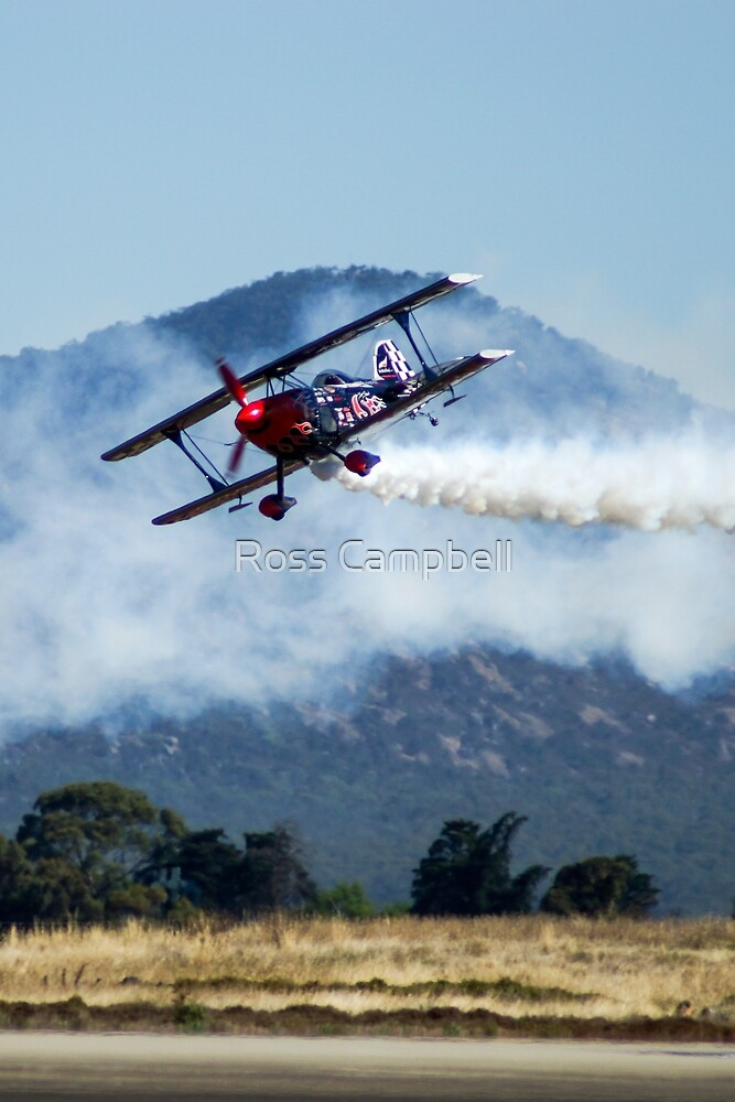 Pitts S-2S Special N540S by Ross Campbell