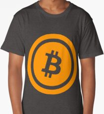 Bitcoin Long T-Shirt