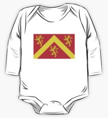 Flag of Anglesey One Piece - Long Sleeve