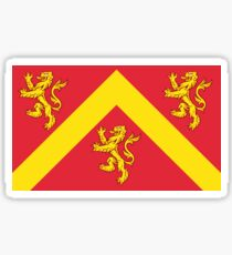 Flag of Anglesey Sticker