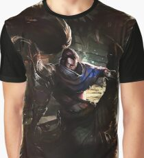 League of Legends YASUO Graphic T-Shirt