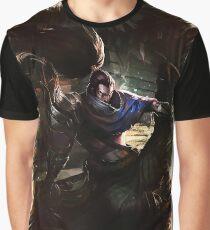 League of Legends YASUO Graphic T-Shirt