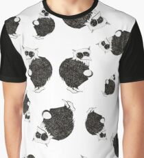 Bare Foot Graphic T-Shirt