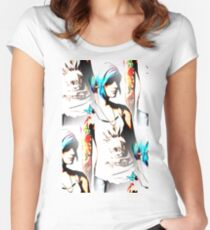 Chloe Price - In Pieces - Life is Strange Women's Fitted Scoop T-Shirt