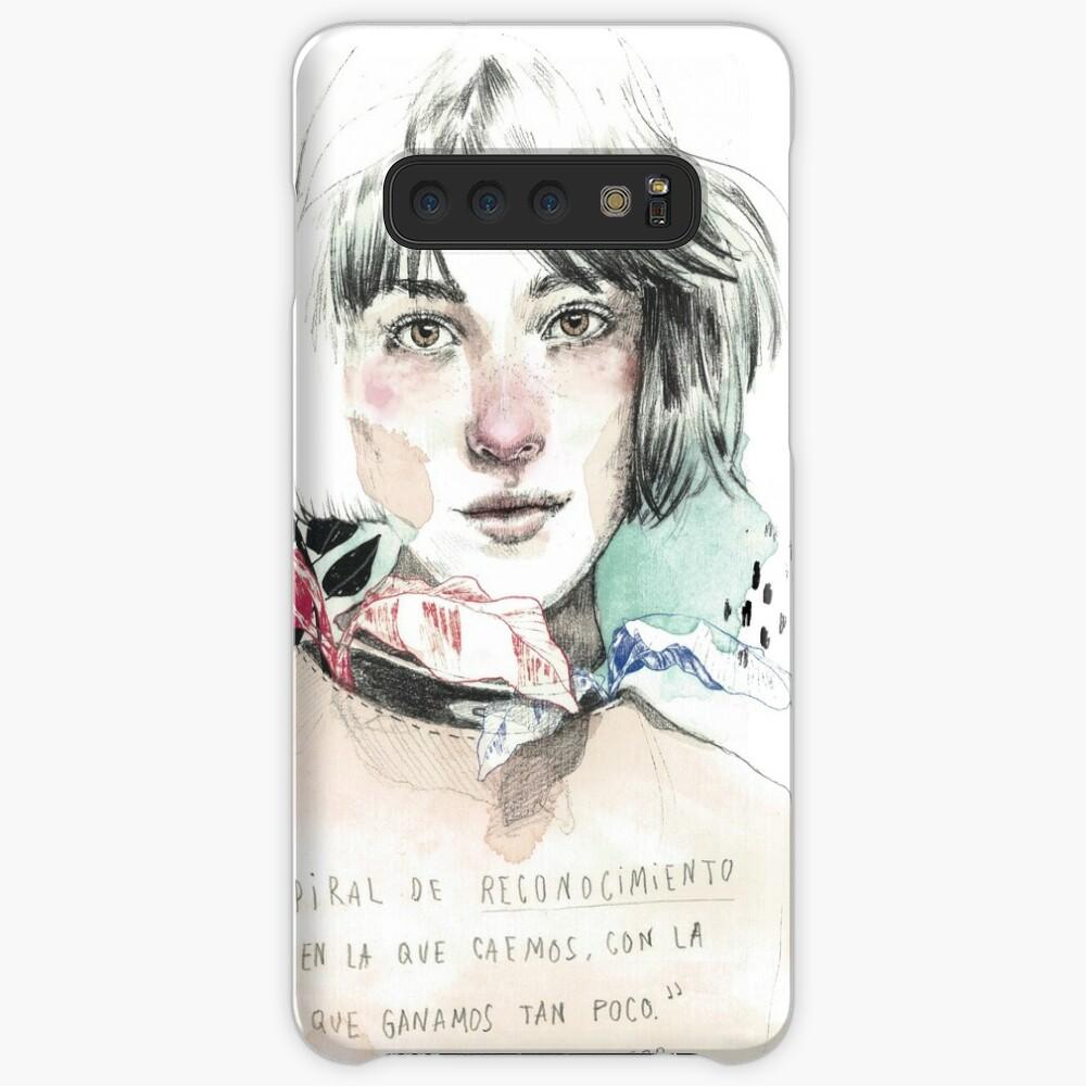 THE SPIRAL elenagarnu Case & Skin for Samsung Galaxy
