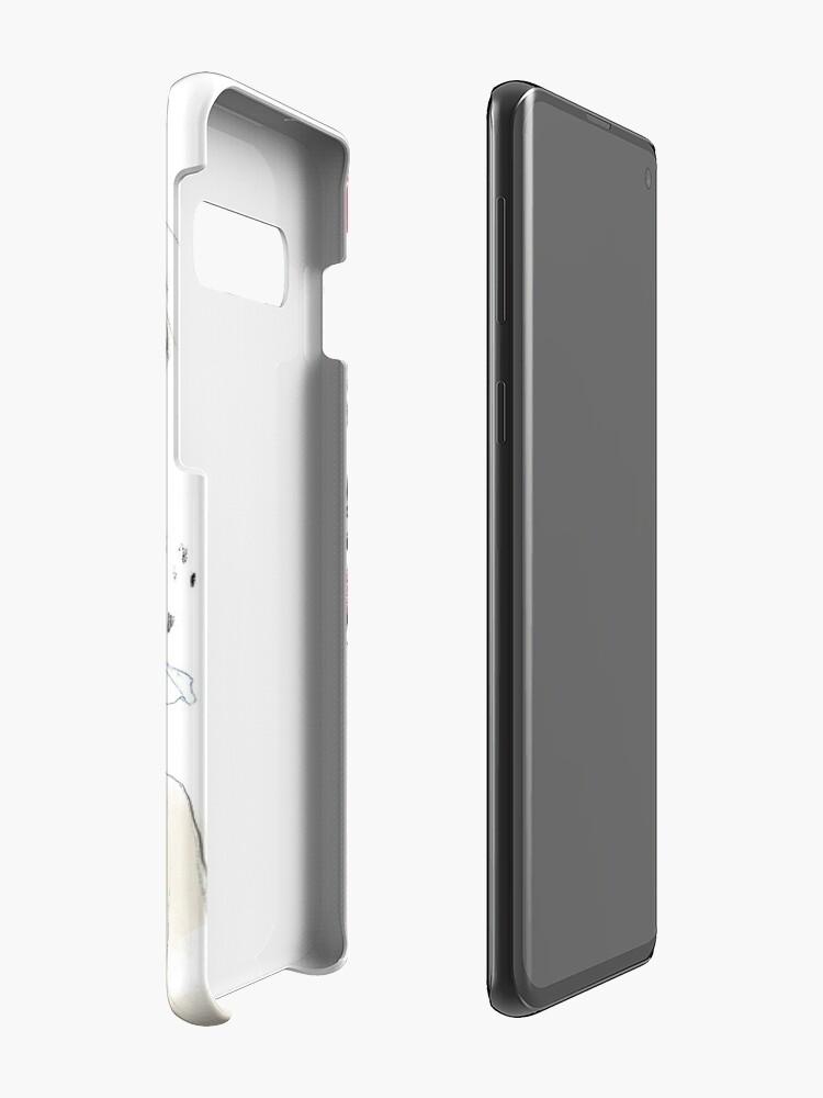 Alternate view of THE SPIRAL elenagarnu Case & Skin for Samsung Galaxy