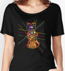 Infinity Gauntlet Women's Relaxed Fit T-Shirt