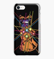 Infinity Gauntlet iPhone Case/Skin