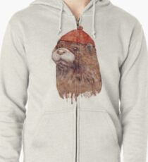 River Otter Zipped Hoodie
