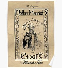 Mother Henriot's Elixir Poster