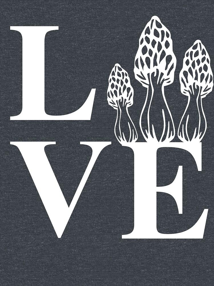 Love Morels by Phoenix23