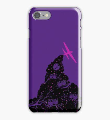 Night Flight Lovers iPhone Case/Skin