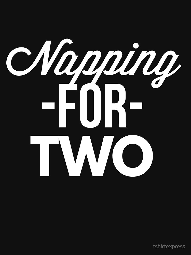 Napping for two by tshirtexpress