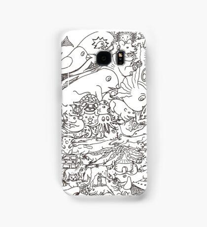 Togetherness Samsung Galaxy Case/Skin