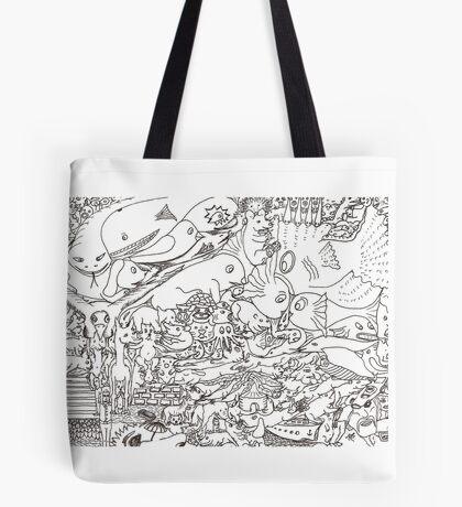 Togetherness Tote Bag