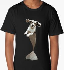 Biscuit the Beagle Merpup Long T-Shirt