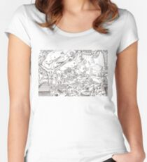 Togetherness Women's Fitted Scoop T-Shirt