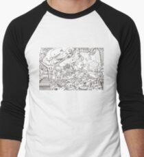 Togetherness Men's Baseball ¾ T-Shirt