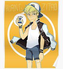 Huang Zitao - Time Control Poster