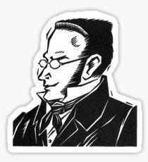 Max Stirner sticker Sticker