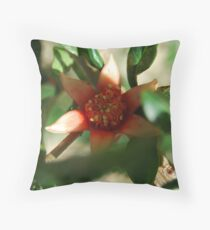 And there shall be fruit to eat... Throw Pillow