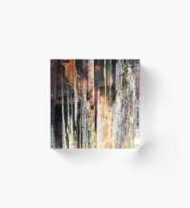 GARAGE Acrylic Block