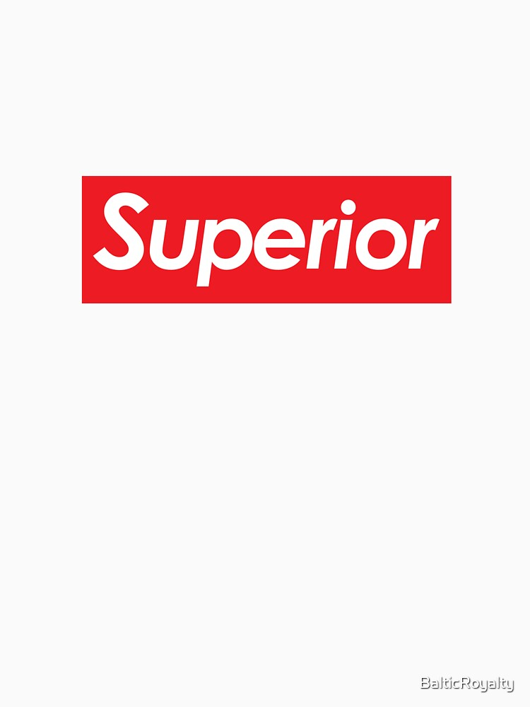 Superior - Red by BalticRoyalty