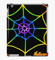 Spectrum Web iPad Case/Skin