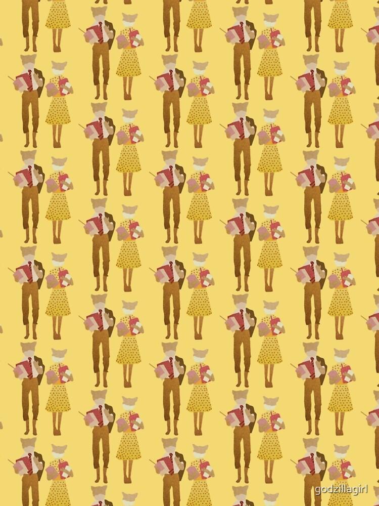 Fantastic Mr Fox  by godzillagirl