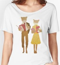 Fantastic Mr Fox  Women's Relaxed Fit T-Shirt