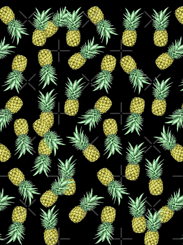Pineapples pattern by ValentinaHramov