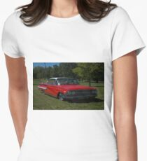 1960 Chevrolet Impala Women's Fitted T-Shirt