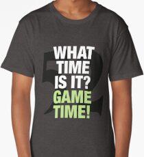 Ray Lewis (Baltimore Ravens) - Game Time! Long T-Shirt