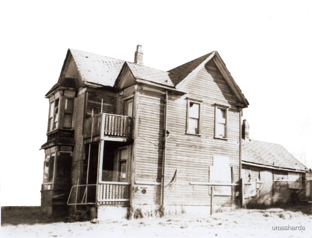vanshing home by umasharda