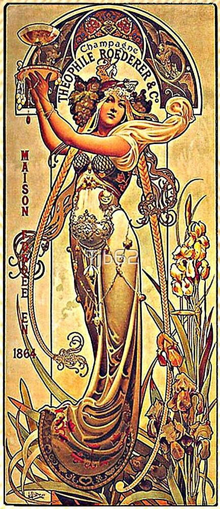 Art Nouveau by Tjb62