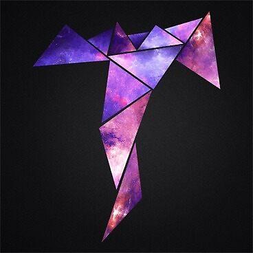 T sticker by zion12