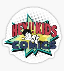 HEY KIDS!! COMICS Sticker
