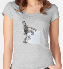 Hump Bot Women's Fitted Scoop T-Shirt