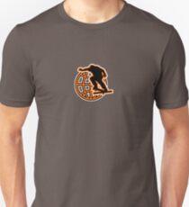Skatetribe - K-Grind In Globe Unisex T-Shirt