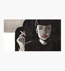 Replicant Photographic Print