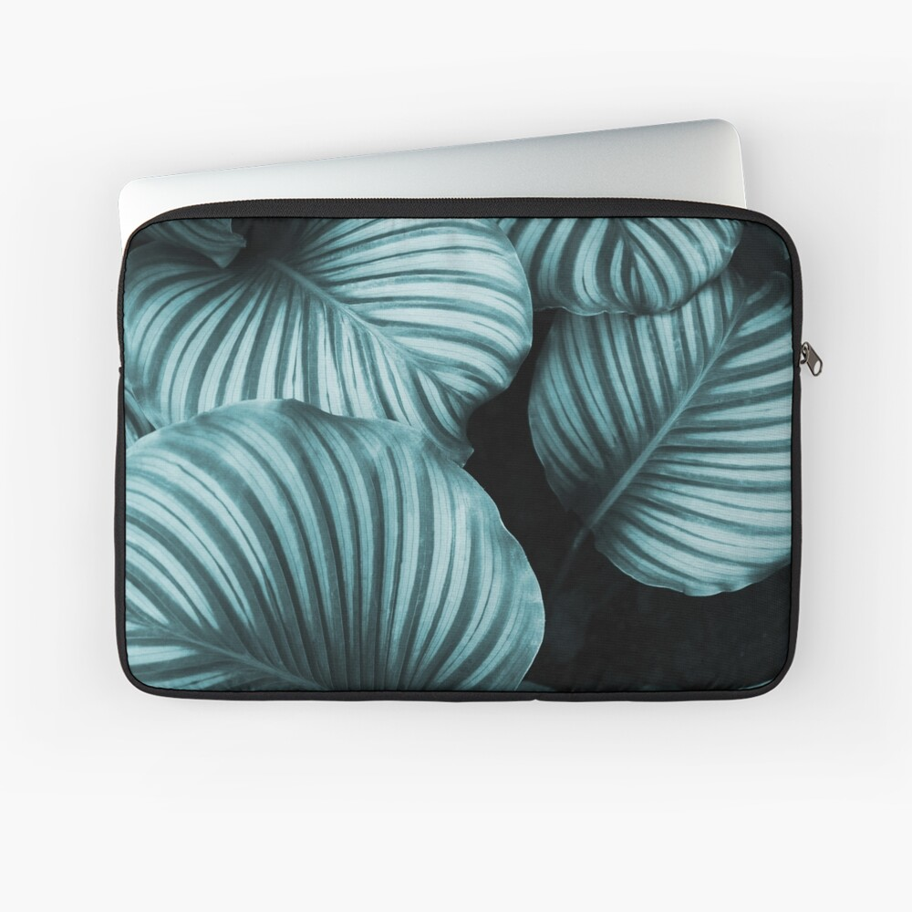 Leaf me alone 02 Laptoptasche Vorne