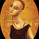 Suburban Girl by Caviglia
